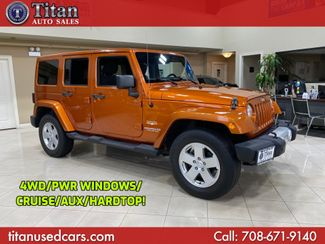2011 Jeep Wrangler Unlimited Sahara in Worth, IL 60482