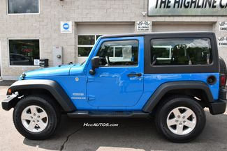 2011 Jeep Wrangler Sport Waterbury, Connecticut 3