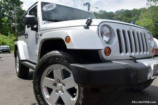 2011 Jeep Wrangler Sahara Waterbury, Connecticut 10