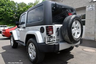 2011 Jeep Wrangler Sahara Waterbury, Connecticut 2