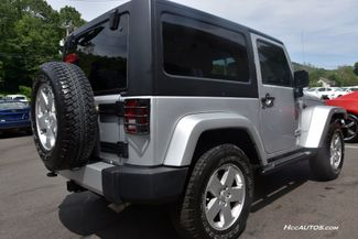 2011 Jeep Wrangler Sahara Waterbury, Connecticut 4