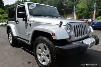 2011 Jeep Wrangler Sahara Waterbury, Connecticut 6
