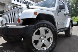2011 Jeep Wrangler Sahara Waterbury, Connecticut 8