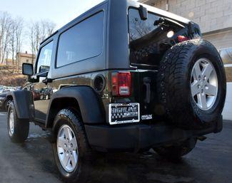 2011 Jeep Wrangler Sport Waterbury, Connecticut 2