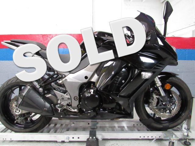 2011 Kawasaki Ninja 1000