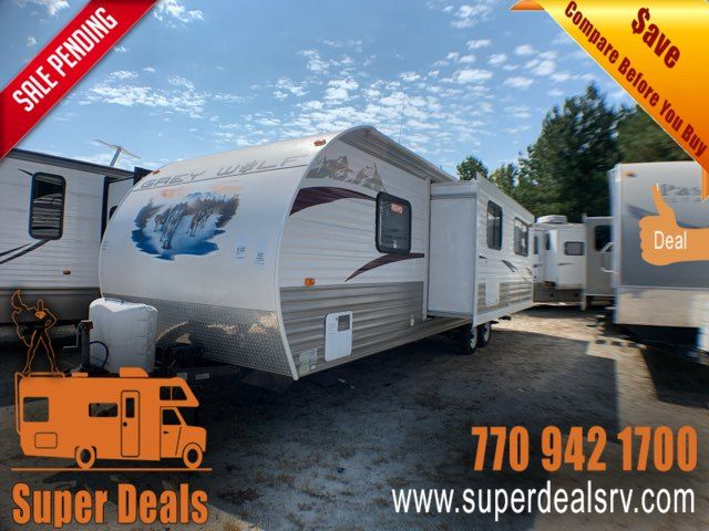 2011 Keystone Grey Wolf 28BH in Temple, GA 30179