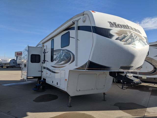 2011 Keystone MONTANA 3455SA in Mandan, North Dakota 58554