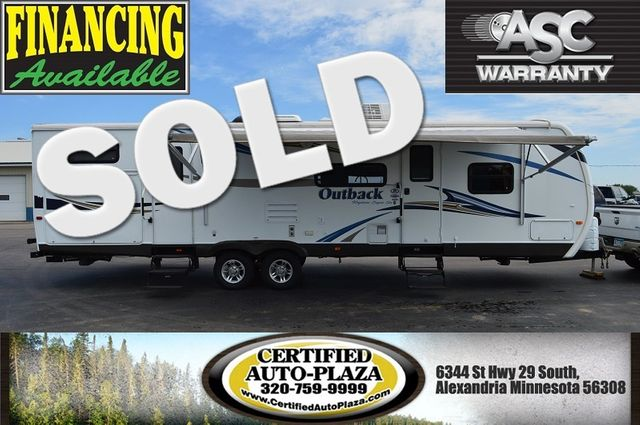 2011 Keystone Outback 312 BH  in  Minnesota