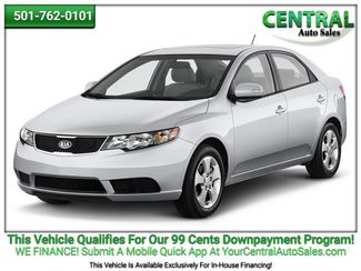 2011 Kia Forte EX | Hot Springs, AR | Central Auto Sales in Hot Springs AR