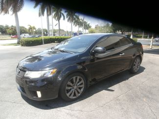 2011 Kia Forte Koup SX in Lighthouse Point FL