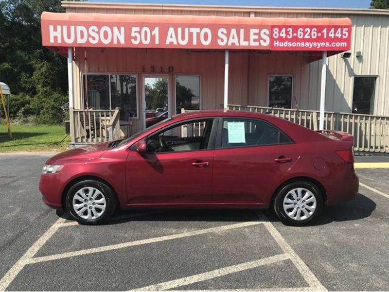 2011 Kia Forte EX | Myrtle Beach, South Carolina | Hudson Auto Sales in Myrtle Beach South Carolina
