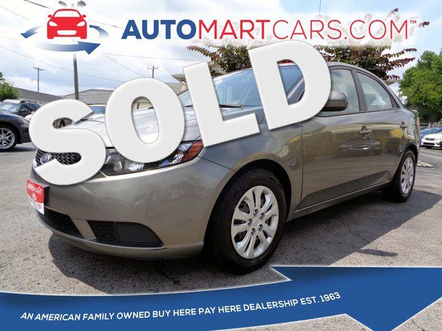 2011 Kia Forte EX   Nashville, Tennessee   Auto Mart Used Cars Inc. in Nashville Tennessee