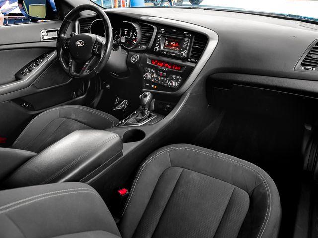 2011 Kia Optima EX Hybrid Burbank, CA 12