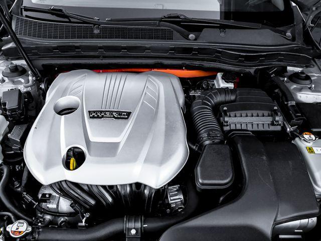 2011 Kia Optima EX Hybrid Burbank, CA 24