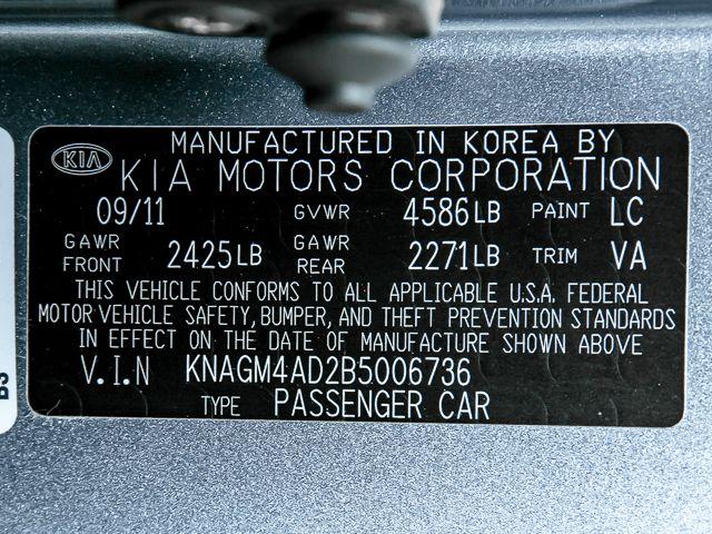 2011 Kia Optima EX Hybrid Burbank, CA 26
