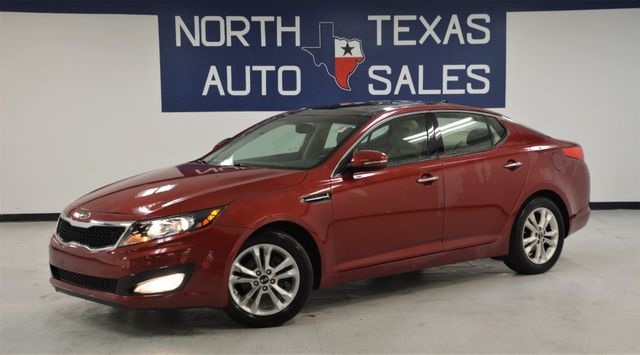 2011 Kia Optima EX in Dallas, TX 75247