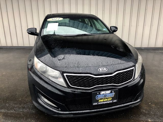 2011 Kia Optima SX in Harrisonburg, VA 22801