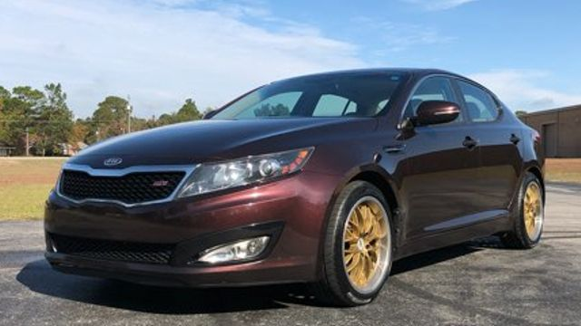 2011 Kia Optima LX in Hope Mills NC, 28348