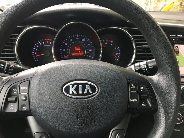 2011 Kia Optima LX Navigation / Rear  Camera New Brunswick, New Jersey 21