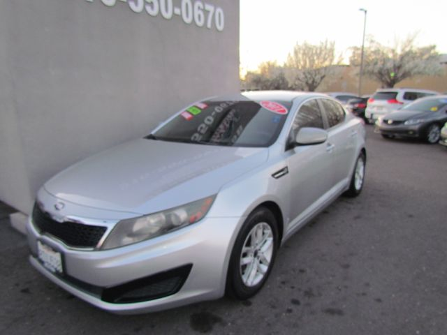 2011 Kia Optima LX in Sacramento, CA 95825