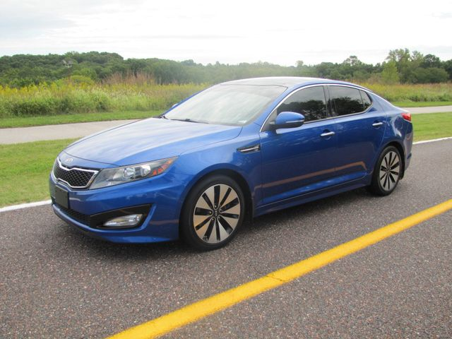 2011 Kia Optima SX St. Louis, Missouri 1