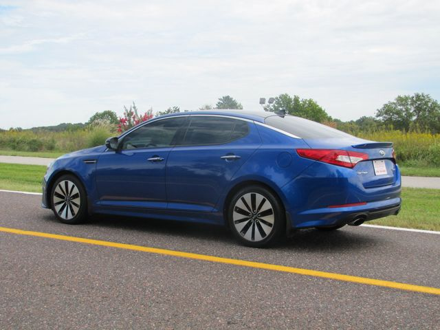 2011 Kia Optima SX St. Louis, Missouri 3
