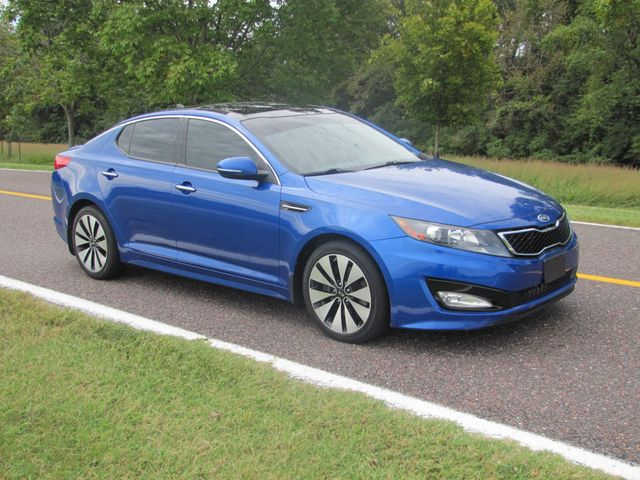 2011 Kia Optima SX St. Louis, Missouri 0