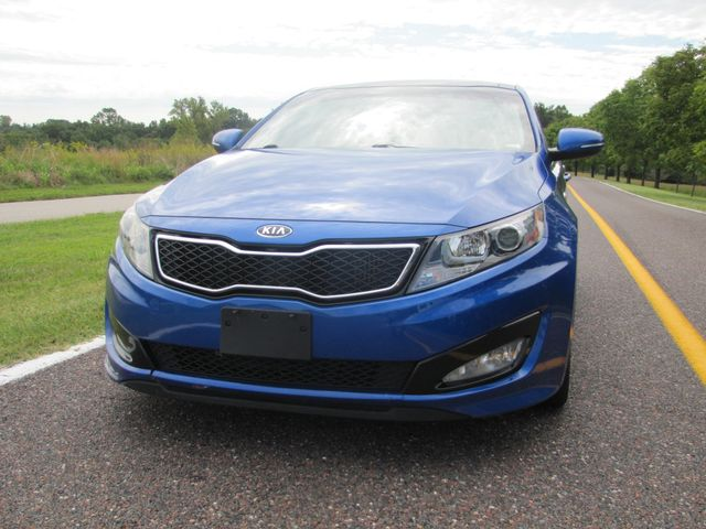 2011 Kia Optima SX St. Louis, Missouri 7