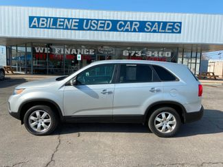 2011 Kia Sorento Base  Abilene TX  Abilene Used Car Sales  in Abilene, TX