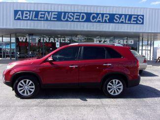 2011 Kia Sorento EX  Abilene TX  Abilene Used Car Sales  in Abilene, TX