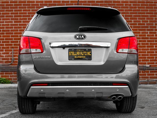 2011 Kia Sorento SX Burbank, CA 3