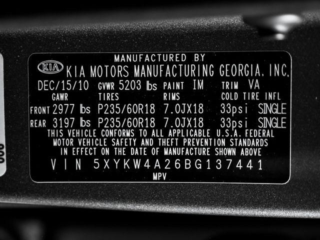 2011 Kia Sorento SX Burbank, CA 31
