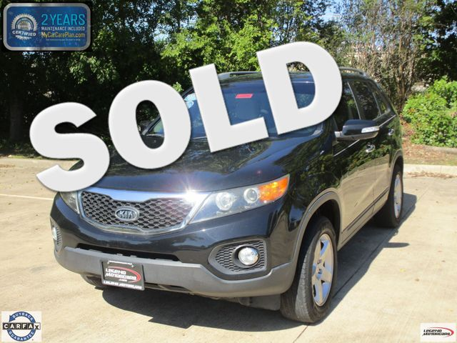 2011 Kia Sorento LX in Garland