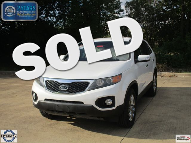 2011 Kia Sorento EX in Garland