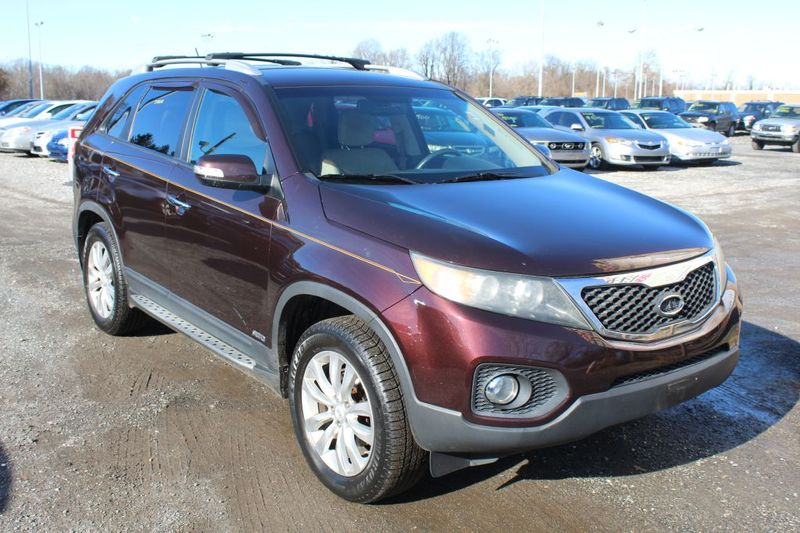 2011 Kia Sorento LX  city MD  South County Public Auto Auction  in Harwood, MD