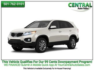 2011 Kia Sorento LX | Hot Springs, AR | Central Auto Sales in Hot Springs AR