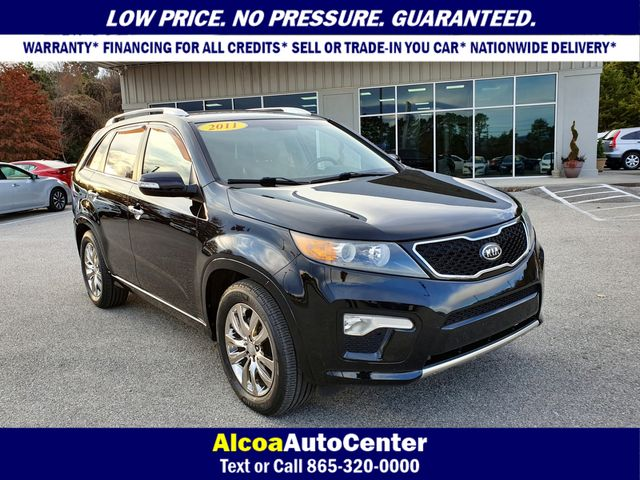 2011 Kia Sorento SXL w/3rd Rear Seat in Louisville, TN 37777