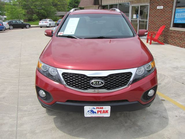 2011 Kia Sorento LX in Medina, OHIO 44256