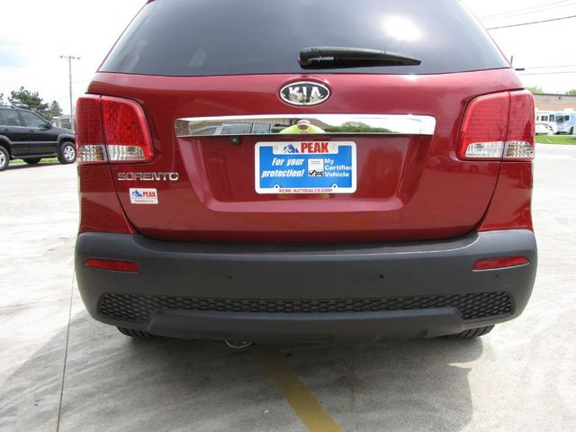 2011 Kia Sorento LX in Medina, OHIO 44256