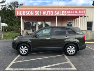 2011 Kia Sorento LX | Myrtle Beach, South Carolina | Hudson Auto Sales in Myrtle Beach South Carolina