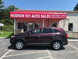2011 Kia Sorento LX | Myrtle Beach, South Carolina | Hudson Auto Sales in Myrtle Beach South Carolina