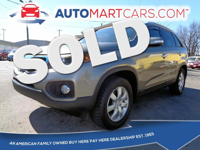 2011 Kia Sorento LX | Nashville, Tennessee | Auto Mart Used Cars Inc. in Nashville Tennessee