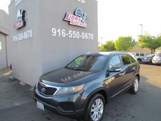 2011 Kia Sorento LX 3rd Seat in Sacramento, CA 95825