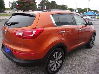 2011 Kia Sportage EX  Abilene TX  Abilene Used Car Sales  in Abilene, TX