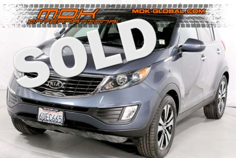 2011 Kia Sportage EX - Premium - Leather - Navigation in Los Angeles