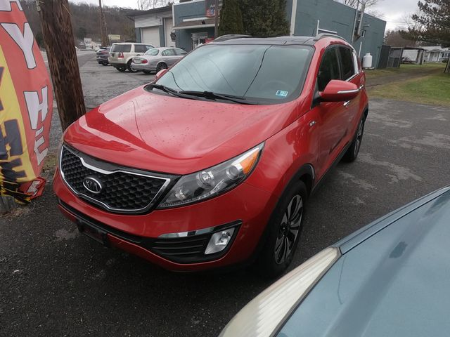 2011 Kia Sportage SX in Lock Haven, PA 17745
