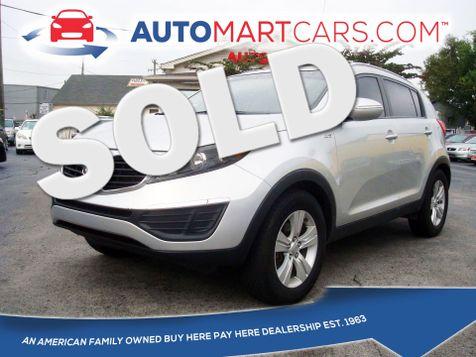 2011 Kia Sportage LX | Nashville, Tennessee | Auto Mart Used Cars Inc. In  ...