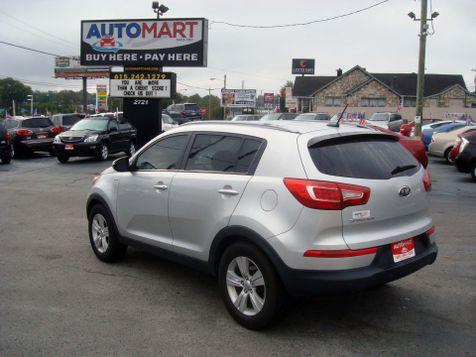 2011 Kia Sportage LX | Nashville, Tennessee | Auto Mart Used Cars Inc. in Nashville, Tennessee