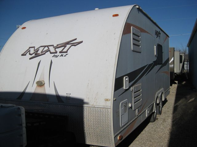 2011 Kz MXT 184 Odessa, Texas 1