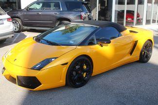 2011 Lamborghini Gallardo Spyder Houston, Texas